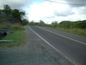 Road leading out of Pedasi in Azuero, Panama – Best Places In The World To Retire – International Living