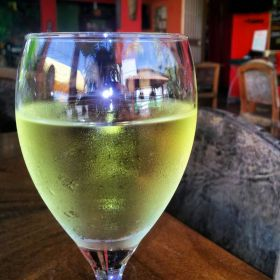 Wine at Smiley's Restaurant, Pedasi Panama – Best Places In The World To Retire – International Living