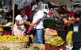 Outdoor produce market in Mangua, Nicaragua – Best Places In The World To Retire – International Living