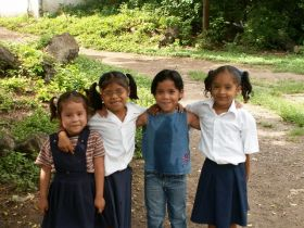 schools in Nicaragua public school children  – Best Places In The World To Retire – International Living