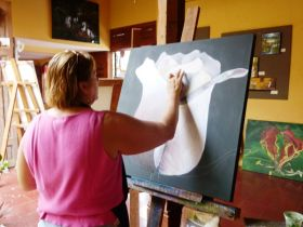 Amy Bushnell Nicaragua Art La Calzada Centro de Arte Darrell Bushnell Nica Nuggets Granada, Nicaragua  – Best Places In The World To Retire – International Living