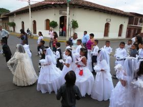First communion Granada, Nicaragua Darrell Bushnell Nica Nuggets – Best Places In The World To Retire – International Living
