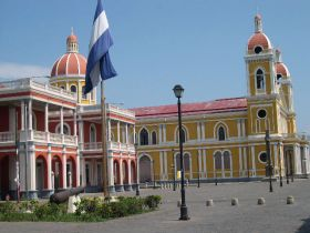 Granada, Nicaragua cathedral – Best Places In The World To Retire – International Living