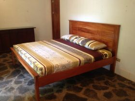 Bed frame furniture made out of solid cherry in Nicaragua – Best Places In The World To Retire – International Living