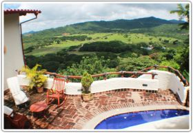 Beautiful view of the valley at Casa de Cooper, San Juan del Sur, Nicaragua – Best Places In The World To Retire – International Living