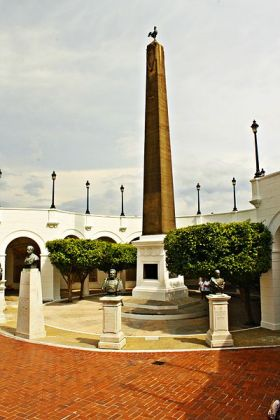 Plaza de Francia Casco Viejo Panama charm architecture history – Best Places In The World To Retire – International Living