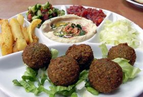 Falafel Israeli dish – Best Places In The World To Retire – International Living