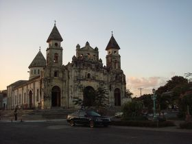 best places Nicaragua live retire Guadalupe_Church_Granada_Nicaragua – Best Places In The World To Retire – International Living