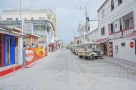 San Pedro, Ambergris Caye, Belize - Main Street – Best Places In The World To Retire – International Living