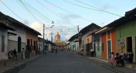 Typical_Nicaraguan_street – Best Places In The World To Retire – International Living