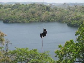 zip line Lake Gatun Panama ecotourism – Best Places In The World To Retire – International Living