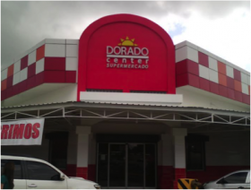 Outside of Dorado Supermarket in Chiriqui, Panama – Best Places In The World To Retire – International Living