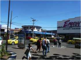 Street scene in David, Chiriqui Province, Panama – Best Places In The World To Retire – International Living