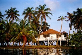 Belize house on stilts by the water – Best Places In The World To Retire – International Living