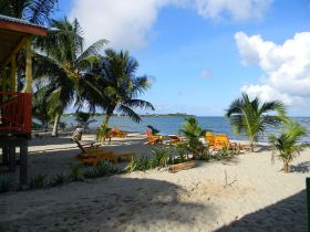 Beach in Placencia looking towards the ocean – Best Places In The World To Retire – International Living