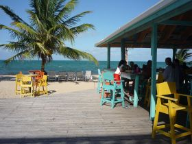 Bar on the beach in Placencia, Belize – Best Places In The World To Retire – International Living