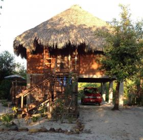 Belize home with thatched roof – Best Places In The World To Retire – International Living