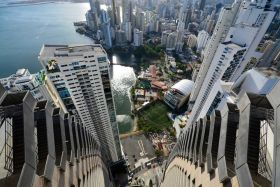 Punta Pacifica, Panama, arial view – Best Places In The World To Retire – International Living