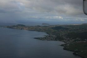 Terceira in the Azores, from the air – Best Places In The World To Retire – International Living