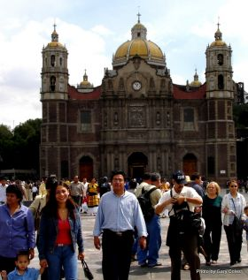 Old Basilica of our Lady of Guadalupe in Mexico City – Best Places In The World To Retire – International Living
