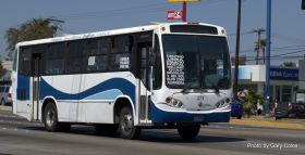 Typical bus in Tijuana – Best Places In The World To Retire – International Living