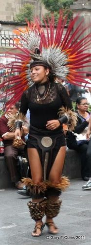 Indigenous Dancer inMexico City – Best Places In The World To Retire – International Living