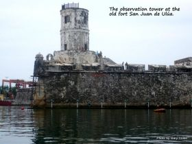 Fort San Juan de Ulúa, Veracruz, Mexico - watchtower – Best Places In The World To Retire – International Living