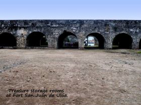 Fort San Juan de Ulúa, Veracruz, Mexico - Storage rooms – Best Places In The World To Retire – International Living