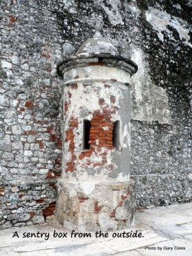Fort San Juan de Ulúa, Veracruz, Mexico - sentry box – Best Places In The World To Retire – International Living