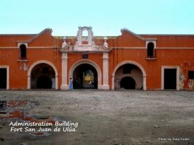 Fort San Juan de Ulúa, Veracruz, Mexico - Administration Building – Best Places In The World To Retire – International Living