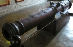 Fort San Juan de Ulúa, Veracruz, Mexico - canon in the museum – Best Places In The World To Retire – International Living