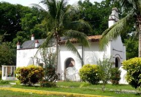 Ermita del Rosario, First Church Built in the Americas, La Antigua, Mexico – Best Places In The World To Retire – International Living