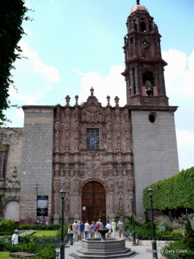 San Francisco Church, San Miguel de Allende, Mexico – Best Places In The World To Retire – International Living