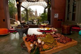 Food at Casa Tres Cervezas, San Miguel de Allende, Mexico – Best Places In The World To Retire – International Living