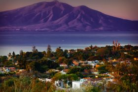 View looking south from Ajijic, Mexico – Best Places In The World To Retire – International Living