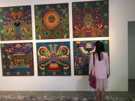 Art gallery in San Miguel de Allende – Best Places In The World To Retire – International Living