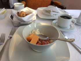 Breakfast with amaranth at restaurant at MM Hotel, Puebla – Best Places In The World To Retire – International Living