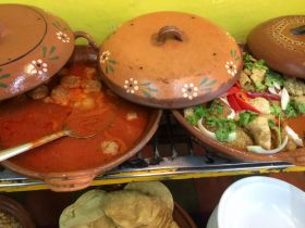 Buffet in San Miguel de Allende – Best Places In The World To Retire – International Living