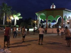 Dancing in the plaza, Lo de Marcos, Nayarit – Best Places In The World To Retire – International Living