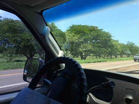 Driving on the toll road south of Mazatlan – Best Places In The World To Retire – International Living