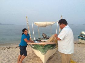 Fisherman and his wife in Mexico – Best Places In The World To Retire – International Living