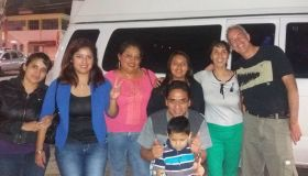 Jet Metier and Chuck Bolotin with family in Cordoba, Mexico – Best Places In The World To Retire – International Living