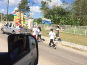 Kids behind truck celebrating Virgin of Guadalupe, Mexico – Best Places In The World To Retire – International Living