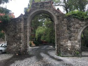 Ruins on a street in San Miguel de Allende – Best Places In The World To Retire – International Living