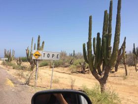 Sign for tope in Mexico – Best Places In The World To Retire – International Living
