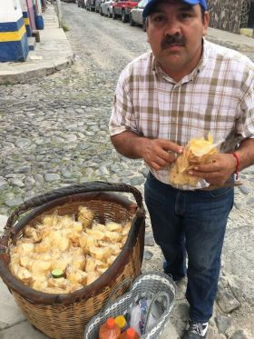 Street vendor, Ajijic – Best Places In The World To Retire – International Living