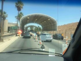 Two lane border crossing into Mexico from California – Best Places In The World To Retire – International Living
