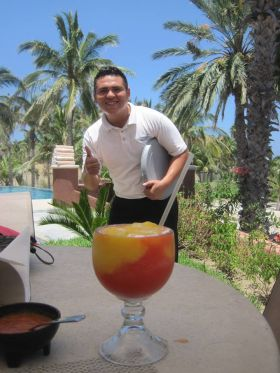 Great waiter at Gran Sueno, Baja California Sur – Best Places In The World To Retire – International Living