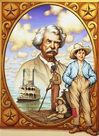 Mark Twain and Huckelberry Finn – Best Places In The World To Retire – International Living