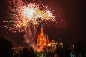 2014 New Year's Eve at Rosewood Hotel in San Miguel de Allende – Best Places In The World To Retire – International Living